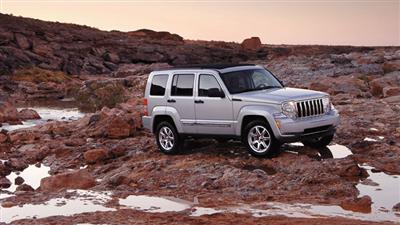 2012 Jeep Liberty!