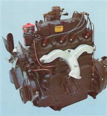 Jeep Engine 134 Hurricane!