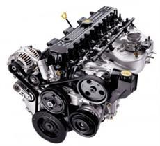Jeep Engine 4.0L Six!