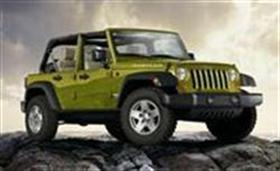 Jeep Wrangler Unlimited!