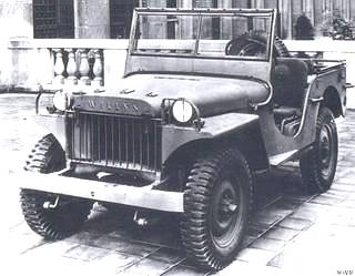 1941 Willys Jeep!