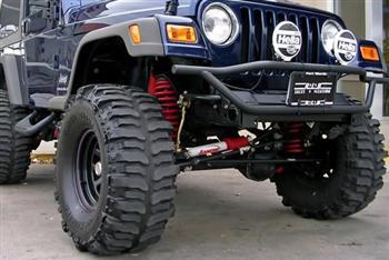 2005 Jeep TJ Lifted Frt