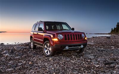 jeep patriot just another jeep car or suv. Black Bedroom Furniture Sets. Home Design Ideas