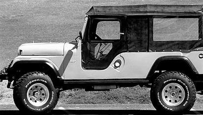 the jeep cj6 long at last. Black Bedroom Furniture Sets. Home Design Ideas