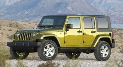 2007 Jeep Wrangler Unlimited!