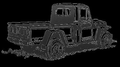 Willys Pickup (File Photo)