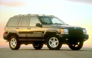 Sample of a 1998 Grand Cherokee (I have no Photos of Mine)