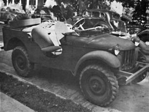 The 1st Jeep...Bantam Prototype...Pre Willys Jeep!