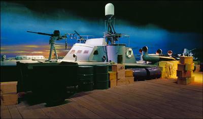 Pacific War Museum PT 309!