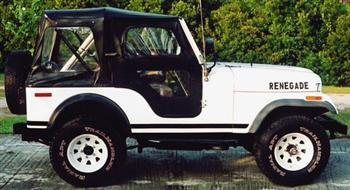 1980 Jeep CJ5 Restored!