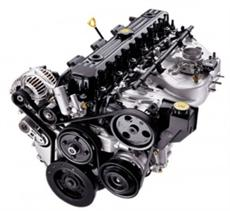 Jeep Engine 4.0L Six!