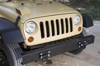 Military Jeep J8 MPV Front!