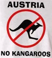 Jeep Stuff Karl's No Kangaroo Sign