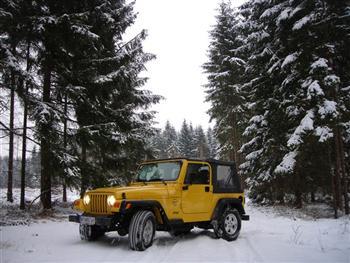 Jeep Stuff Karl's Jeep TJ