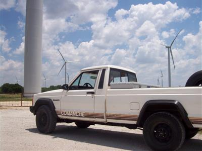 About Me...My '87 Comanche