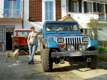 Jeep Girl Loredanas Jeep!