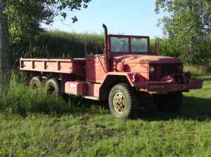Off Road Trucks M35A2 Kaiser 6x6 Jeep Truck!