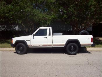 My Comanche...Love Jeeps!