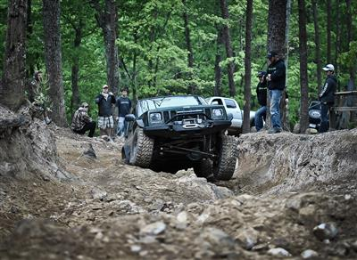 The Right Jeep Build For Region