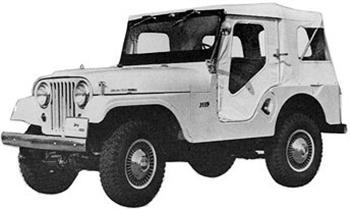 1965 Tuxedo Park CJ5A (File Photo)