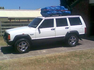 Almost Perfect Jeep Cherokee