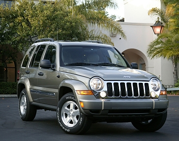 2006 Jeep Liberty CRD Diesel (File Photo)