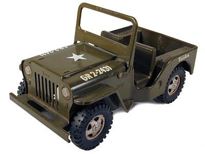 Go Anywhere Jeep