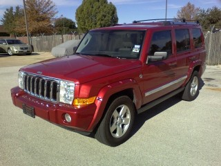 Jeep Commander 4x4 (File Photo)