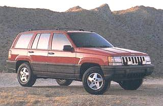 Grand Cherokee (File Photo)