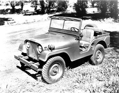 1955 M38A1 (aka Model MD) File Photo
