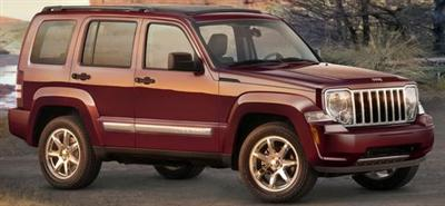 2009 Jeep Liberty (File Photo)