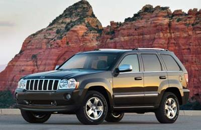 2006 Jeep Grand Cherokee (File Photo)