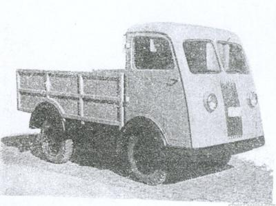 Austrian Jeep Based Truck I.D. HELP!