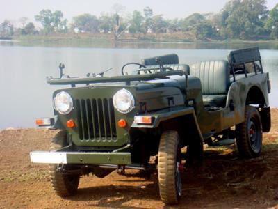 History of Mahindra and My JEEP