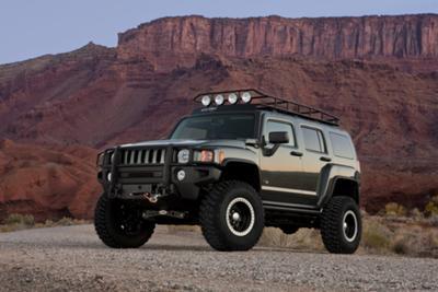 2010 Hummer H3 Moab edition