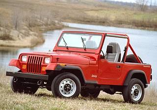 1991 Wrangler YJ (File Photo)