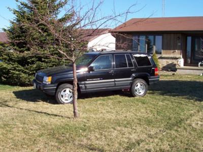 My '97 Grand Cherokee