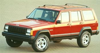 Jeep Cherokee XJ (File Photo)