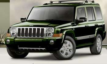 2007 Jeep Commander (File Photo)