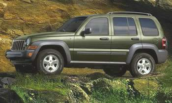 2007 Jeep Liberty (File Photo)