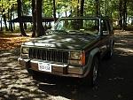 1992 XJ in Wisconsin