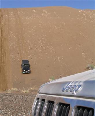 Jeep Test Drives