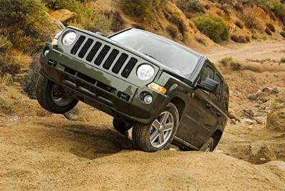 '08 Jeep Patriot (File Photo)