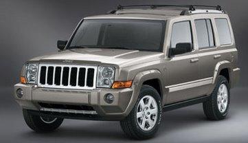 Jeep Commander (File Photo)