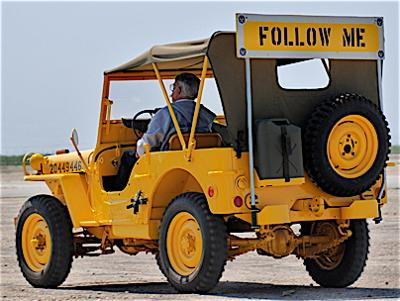 Follow Me Jeep