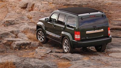 2012 Jeep Liberty (File Photo)