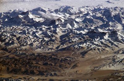 Himalayas (File Photo)