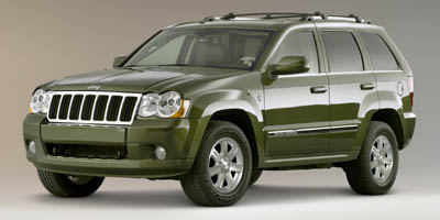 Jeep Grand Cherokee WK (File Photo)