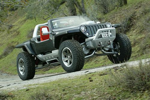 Jeep Concept (Hurricane)!