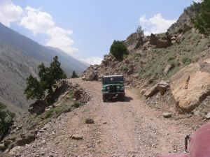 Jeeping the Backcountry!